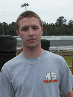 Chris Burns - Late Model Division Driver Profiles