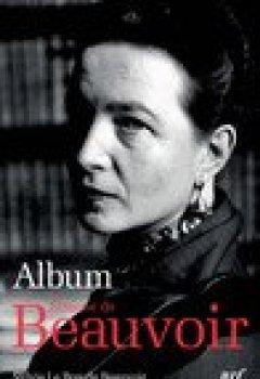 Livres Couvertures de Album Simone de Beauvoir, La Pleiade