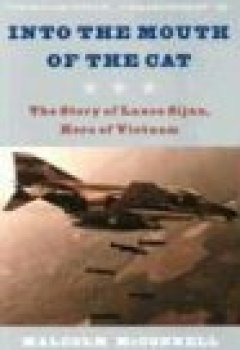 Buchdeckel von Into The Mouth Of The Cat: The Story Of Lance Sijan, Hero Of Vietnam