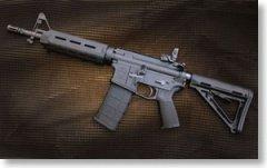 KSCM4A1MC KSC M4 MAGPUL CQB ガスブローバック