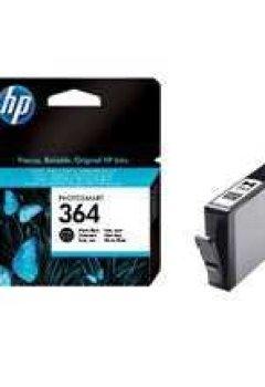 Livres Couvertures de Cartouche HP 364 Photo noire (CB317EE) Cartouche HP Photosmart 7520