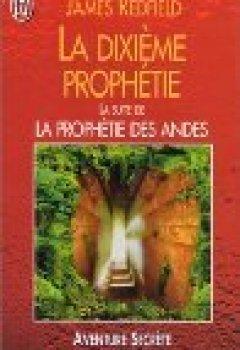 Livres Couvertures de La dixième prophétie