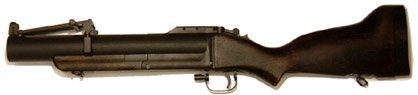 CAW クラフトアップル【ガスガン】 U.S. M79  グレネイドランチャー ウッドストック