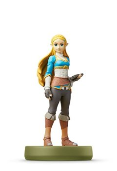 Livres Couvertures de Amiibo The Legend of Zelda: Breath of the Wild Zelda