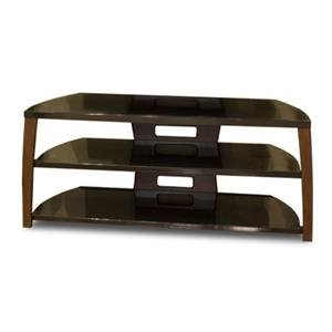 Image of TECH CRAft 50 WIDE TV STAND WALNUT (AAC4001-XII50W)