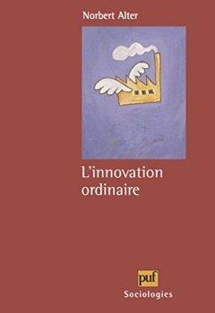 Livres Couvertures de L' Innovation ordinaire