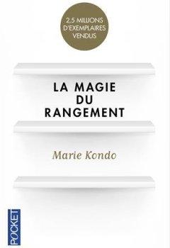 Livres Couvertures de La Magie du rangement