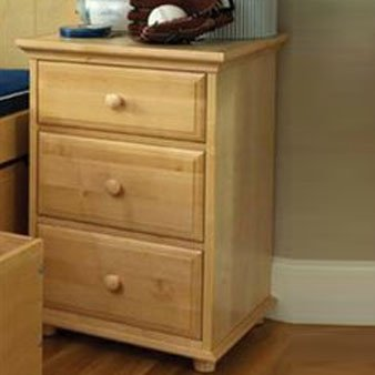 Image of Maxtrix Kids Big 3 1/2 Drawer Dresser (BIG 3 1/2 N, 4235 N, 5035 N)