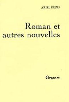 Livres Couvertures de Roman et autres nouvelles