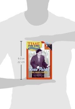 Livres Couvertures de Time For Kids: Rosa Parks: Civil Rights Pioneer