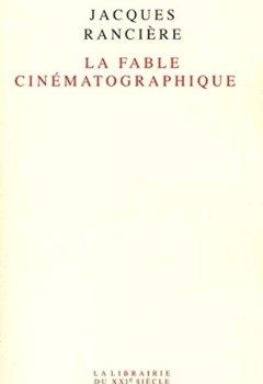 Livres Couvertures de La Fable cinématographique