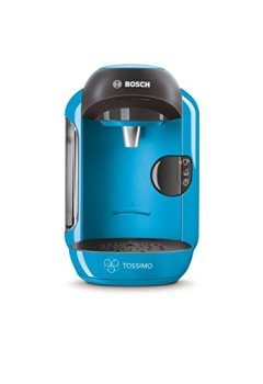 Livres Couvertures de Bosch Tassimo TAS1255 Machine à dosette Vivy Bleu