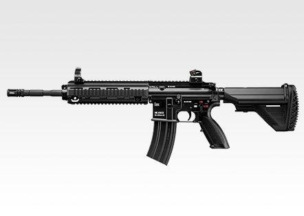 東京マルイ 次世代電動ガン HK416D ニッケルフルセット