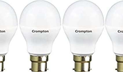 Crompton 7WDF B22 7-Watt LED Lamp