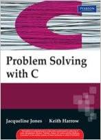 vtu-Problem Solving with C - Jacqueline A. Jones