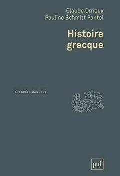 Livres Couvertures de Histoire grecque