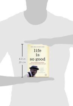 Buchdeckel von Life Is So Good