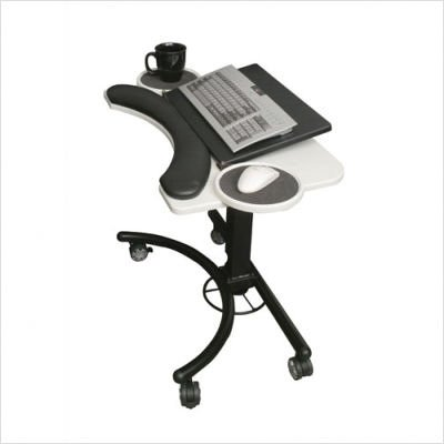 Picture of Comfortable Balt Adjustable Height Laptop Stand - BLT89829 (B0039KGKSE) (Laptop Stands)