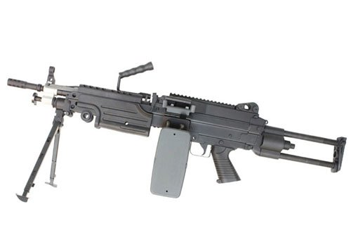 A&K フルメタル電動ガン M249 PARA 【A&KM249PARA】