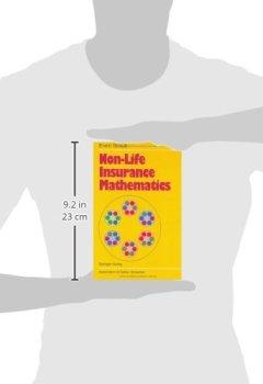 Livres Couvertures de Non-Life Insurance Mathematics
