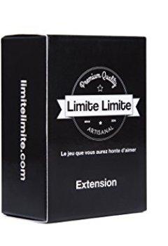 Livres Couvertures de Limite Limite Extension #3