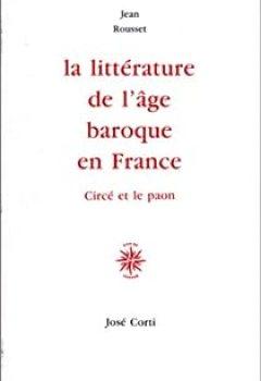 Livres Couvertures de La littérature de l'âge baroque en France