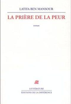 Livres Couvertures de La prière de la peur