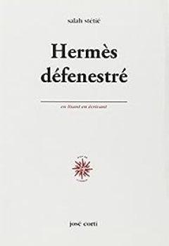Livres Couvertures de Hermès défenestré