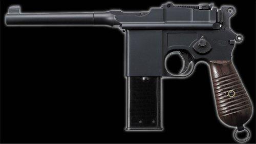 マルシン MKK6R01 モーゼルM712 HW 6mm