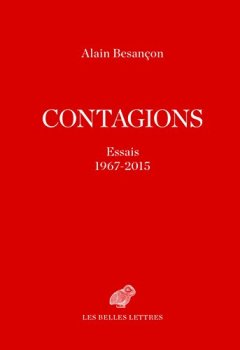 Livres Couvertures de Contagions: Essais 1967-2015