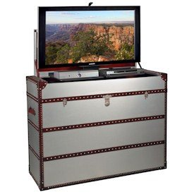 Image of TV Lift Cabinet Aviator TV Stand (AT006275)