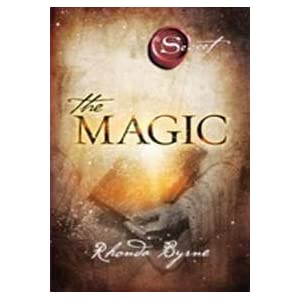 the magic, rhonda byrne
