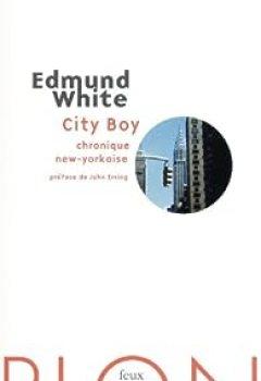 Livres Couvertures de City Boy : Chronique new-yorkaise