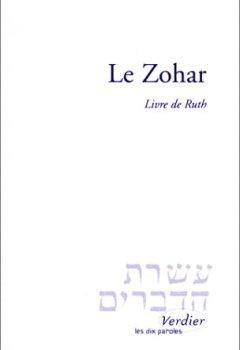 Livres Couvertures de Le Zohar : Livre de Ruth, suivi du