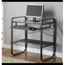 Picture of Comfortable COMPUTER DESK -- COASTER 800226 (B005LWRVJK) (Computer Desks)