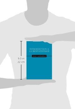Livres Couvertures de Introduction a la Biostatistique