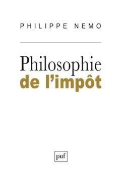 Livres Couvertures de Philosophie de l'impôt