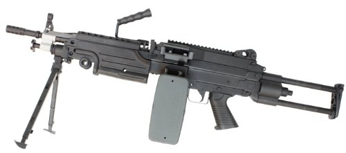 A&K M249 PARA フルメタル電動ガン