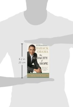 Livres Couvertures de The Audacity of Hope: Thoughts on Reclaiming the American Dream