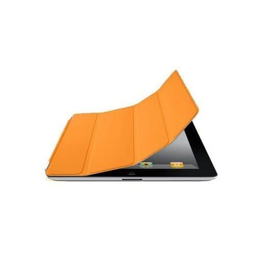 iPad2 用 Smart Cover ( スマート カバー ) Orange (ポリウレタン製 オレンジ ) 『バルク品』