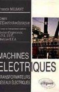 Livres Couvertures de Electronique : Machines électriques, Transformateurs, réseaux électriques