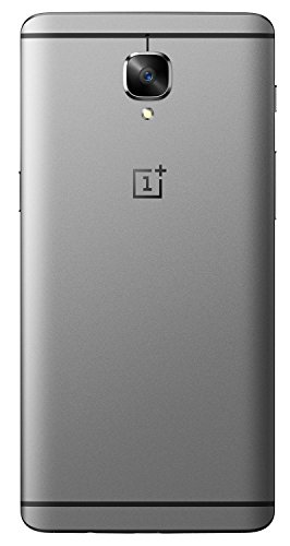 OnePlus 3 , Dual SIM , 5,5'' , 64Gb Rom - 6 Gb Ram , Oxygen OS v6.0.1 (Marshmallow) , WiFi , BT, NFC , Ufficiale Italia , Con Caricabatteria Dash Charge Italiano e 24 Mesi Garanzia Diretta OnePlus