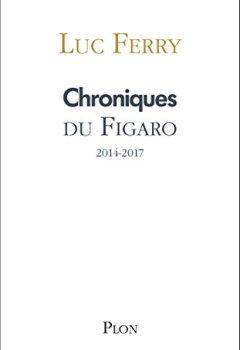 Livres Couvertures de Chroniques du Figaro 2014-2017