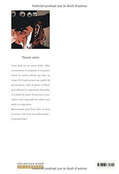 Livres Couvertures de Texas Jack - tome 0 - Texas Jack