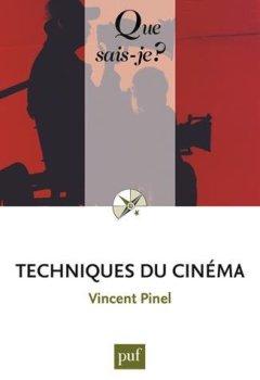 Livres Couvertures de Techniques du cinéma