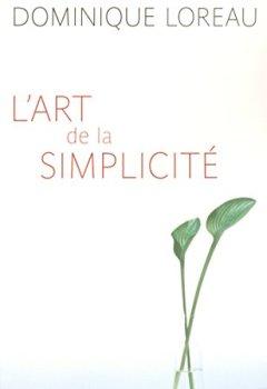 Livres Couvertures de L'Art de la simplicité