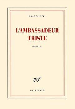 Livres Couvertures de L'ambassadeur triste