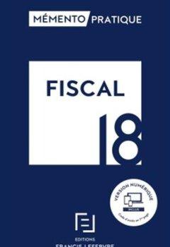 Livres Couvertures de MEMENTO FISCAL 2018