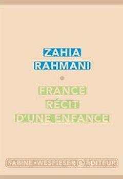 Livres Couvertures de France, récit d'une enfance