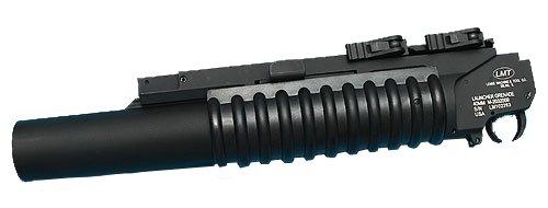 G&P LMTタイプ クイックロック QD M203グレネードランチャー Long 【GPGRE003L】